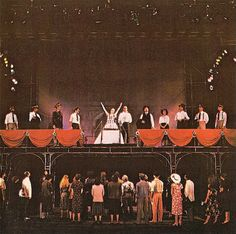 Dont Cry For Me Argentina- Patti LuPone and the Original Broadway Cast of 'Evita'