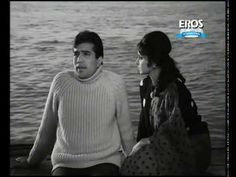 Woh Shaam Kuch Ajeeb Thi 1969 film Khamoshi - Rajesh Khanna, Waheeda Rehman, Kishore Kumar