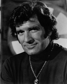 Hugh O'Brian in Search, 1972-73