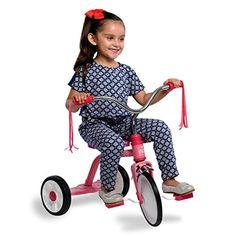 Apache Toys Trixie Vintage Steel Trike #deals
