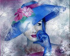 BuyBini from: http://femmes-femmes.centerblog.net/rub-les-chapeaux-extravagants-.html