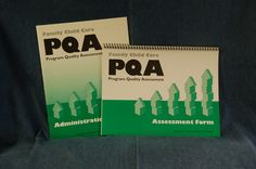 PQA Family Childcare