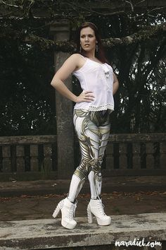 Naradiel: Fotografía | Sesión Golden  #wildbangarang #leggings #leggins…