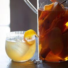 Autumn Fruit-Infused Bourbon | Food & Wine