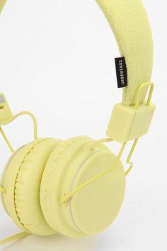 URBANEARS Headphones - Lime  #UrbanOutfitters