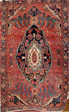 Awesome Persian Sarouk Farahan Rug, X Rugs U0026 More .