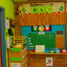 1000 images about jungle theme classroom on pinterest for Jungle themed playroom