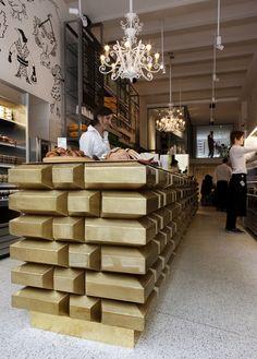 Restaurant or bar Stock Lead designer Ina Matt
