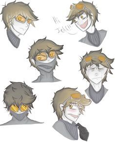 Ticci Toby Sketch Dump by TheMeGang on deviantART