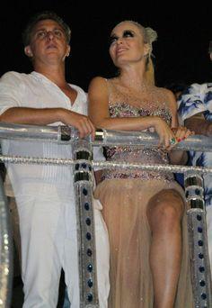 Luciano Huck e Angélica (Foto: AgNews)