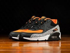 Nike Air Max 90 LX Tar / Black / Cider Credit : 43einhalb &#124; Shoes!!!!!<3 &#124;  Pinterest &#124; Air max 90, Air max and Black