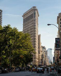 IMXPLORER - Gorgeous Flatiron Building