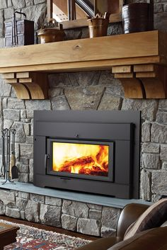 25 Best Wood Fireplace Inserts Images Wood Fireplace Inserts