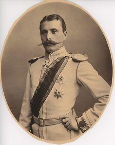 Prince Henri de Battenberg (1858-1896) époux de la princesse Béatrice de Grande-Bretagne (1857-1944)