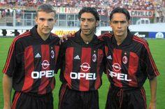 Shevchenko, Costa, Inzaghi...Legends!