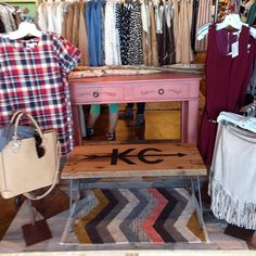 Loving our front display! Stop in and shop our grand opening event!!10-8! #frankieandjules #kansascity #shopkc #shoplocal #shopsmall #shoppingparty #locallove #blogger #blog #radio #boutique #fnjnewlocation #NEW #stopinandshop #smallbusiness #kcbrand #bohostyle #ootd #style #boutiquestyle #love #grandopening