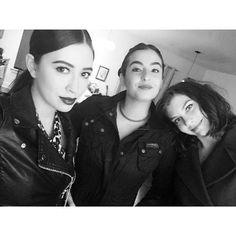 the ladies of TWD