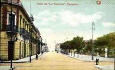 Fotos de Tampico, Tamaulipas, México: Calle de la Empresa