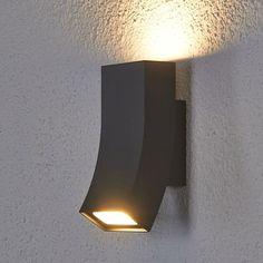 Applique d'extérieur LED Anoia moderne