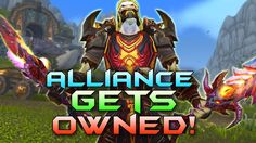 Conkerz - ALLIANCE GETS OWNED! Complete Annihilation! - No Horde Dies - ...