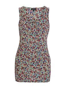 Summer Floral Vest £7