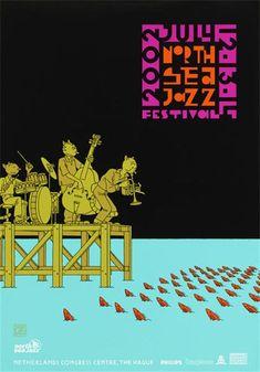 Joost Swarte - Nord Sea Jazz - 2002 - W.B.