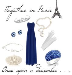 together in paris dress and accessories inspired from Anastasia the movie :)