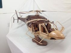 1/8 Scale Bell 429 Helicopter - by Ryan Haasen - detail is beyond incredible