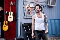 Adam Levine ..