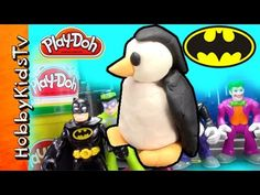 See the story unfold as HobbyDad has an adventure with the Imaginext Batman Villains. Watch out for their Play-Doh P. Superhero Shows, Riddler, Play Doh, Toot, Penguins, Joker, Batman, Adventure, Freeze