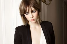Edie Campbell Interview: Beauty, Hair & Makeup (Vogue.co.uk)