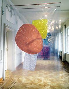 evavermeiren: The Governor's Mansion — Door de. Exhibition Display, Art Graphique, Stage Design, Installation Art, Art Direction, Art Inspo, Art Lessons, Sculpture Art, Fiber Art