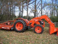 Kubota m7040 Kubota Tractors, Vehicles, Car, Vehicle, Tools