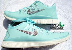 Glacier Blue Women's Nike Free 5.0+