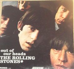 Rolling Stones Out Of Our Heads London Mono UK Pressing Vinyl Rock Record Album by RASVINYL on Etsy