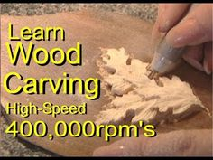 Learn how to relief carve the 3 leaves on wood with the Power Carver. This is not like the slow speed electric Dremel drill. The Power Carver spi. Dremel Router, Dremel Drill, Wood Carving Patterns, Carving Designs, Wood Burning Crafts, Wood Crafts, Deer Antler Crafts, Woodworking Patterns, Bone Carving