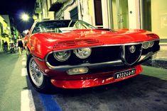 Alfa Romeo Montreal by invisigoth88