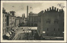 Postcards: Bologna - http://youhavebeenupgraded.boardingarea.com/2016/05/postcards-bologna/