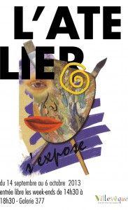 L'Atelier s'expose - Villevêque