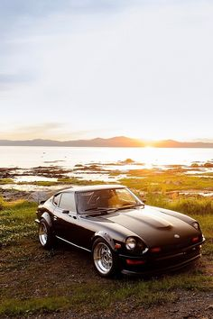 """utwo: """"Datsun 280Z Custom © Antoine de Cardaillac """""""
