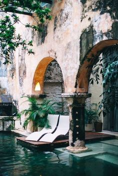 Dreamy pool