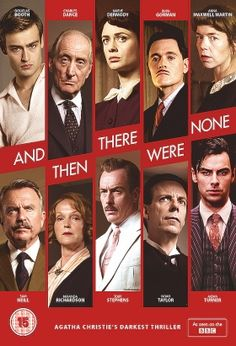 And Then There Were None (2015) / Mini-Series / Ep. 3 / Crime | Drama | Mystery | Thriller [UK] / Based on Agatha Christie's novel of the same name / Ten strangers are invited to an isolated island by a mysterious host, and start to get killed one by one. Could one of them be the killer?