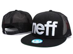9324b2d919e Neff Stripe Snapback Caps   Hats Black-xsj6095