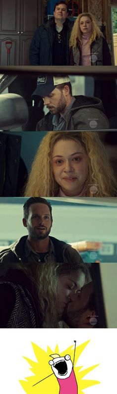 TVShow Time - Orphan Black S03E10 - History Yet to Be Written