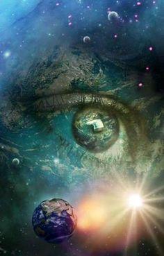 Eye Art, Pics Art, Spiritual Awakening, Belle Photo, Beautiful Eyes, Beautiful Space, Beautiful Pictures, Mother Earth, Oeuvre D'art