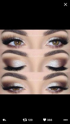 Makeup for prom: