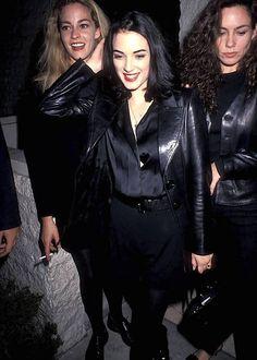 Winona Ryder, 1991