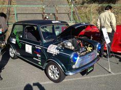 classic mini EV Racer