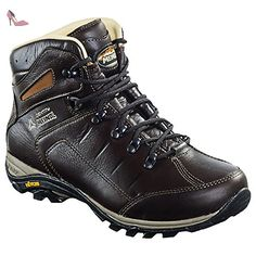 Meindl chaussures de randonnée bergamo identity FR:46  - dunkelbraun/marine - Chaussures meindl (*Partner-Link)