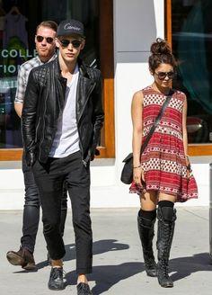 Vanessa Hudgens fashion style